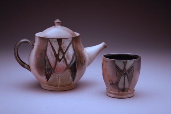 Ceramic Pottery - Bonnie Duncan Bravo